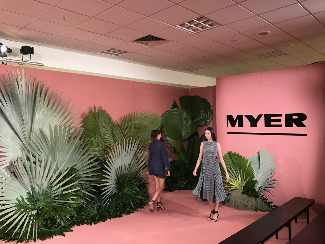IMG 2677 1024x768 - Myer's Brisbane Spring Fashion Launch, 2018