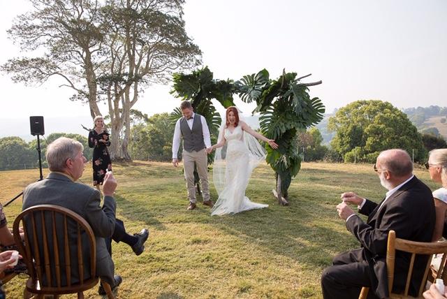 1  @  unknown - Mark & Meagan's Wedding, Orchard Estate, Byron Bay.